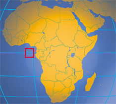 sao tome and principe on africa map Sao Tome And Principe Country Profile Nations Online Project sao tome and principe on africa map