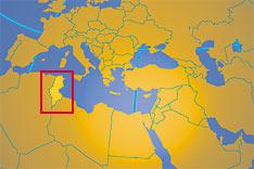 Tunisia - Tunisian Republic - Country Profile - Nations Online Project