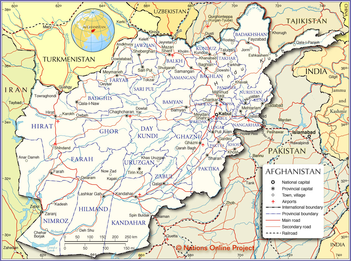 Political Map of Afghanistan - Nations Online Project on physical map of pakistan, physical map of bay of bengal, physical map of the far east, physical map of dubai, physical map of southern italy, physical features of afghanistan, physical map of georgia, physical map of ancient assyria, physical map of north china, physical map of nauru, physical map of turkey, physical map of norway, physical map of madagascar, physical and political map of louisiana, physical map of bodies of water, physical map of n. america, physical map somalia, physical map of france, physical map of kenya, physical map of russia,