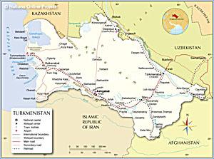 Turkmenistan in Figures Key Statistical Data for Economic