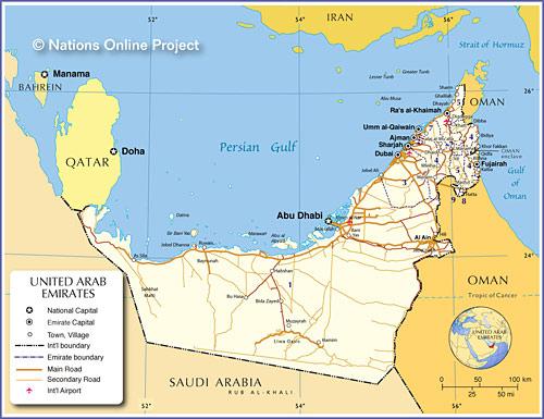 United Arab Emirates in Figures Key Statistical Data for Economic