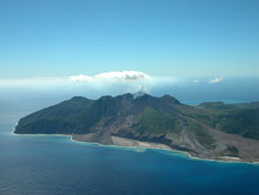 'Soufriere Hills Volcano Montserrat' from the web at 'http://www.nationsonline.org/oneworld/../gallery/Montserrat/Soufriere_Hills_Volcano.jpg'