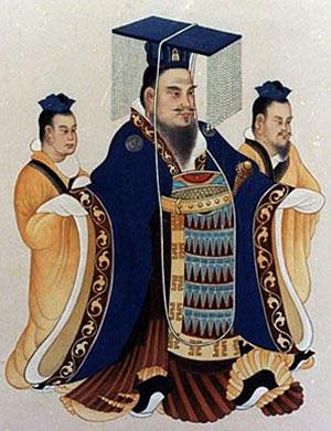 Battle of Mobei (漠北之戰) Emperor-Wu-of-Han